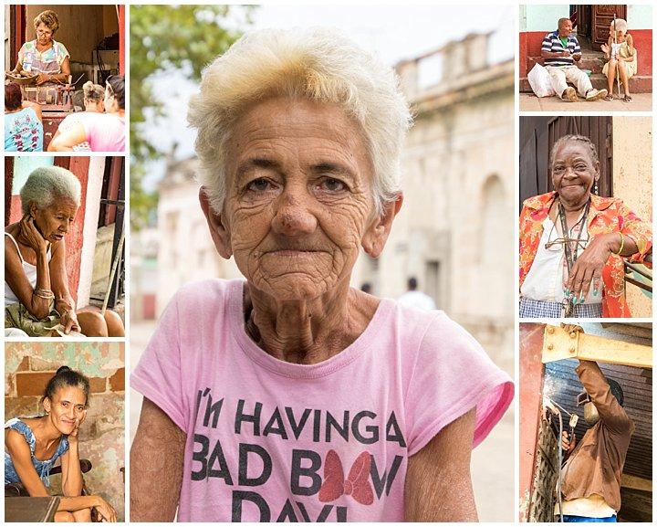 CienFuego, Cuba - people