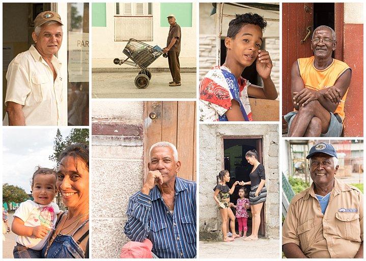 CienFuego, Cuba - more people