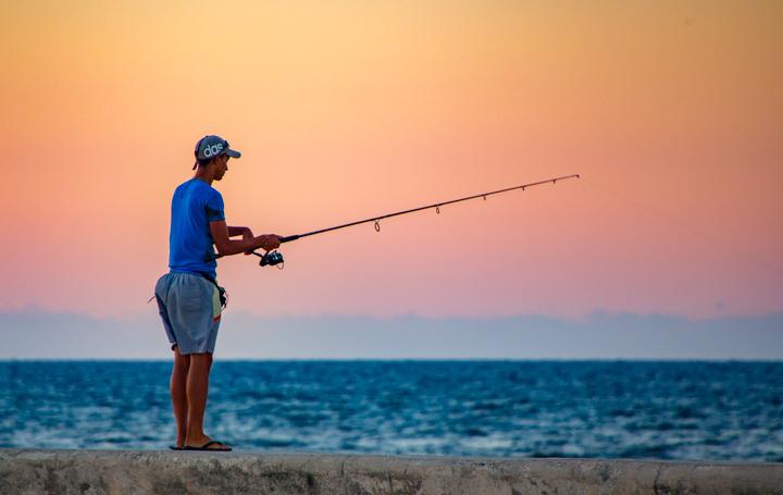 Havana Sunset Fishing