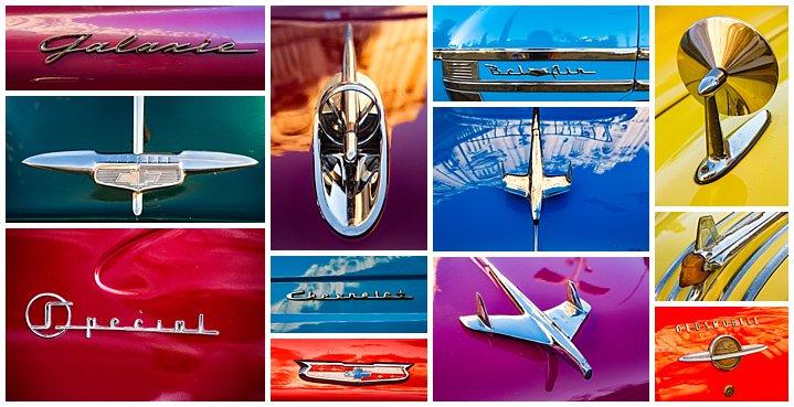 Havana, Cuba - classic car details