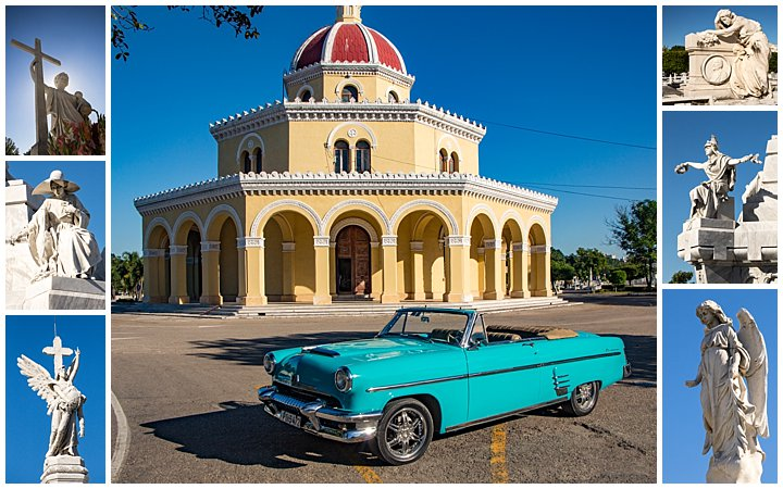 Havana, Cuba - cemetary
