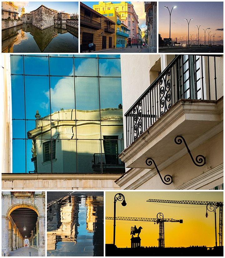 Havana, Cuba - buildings