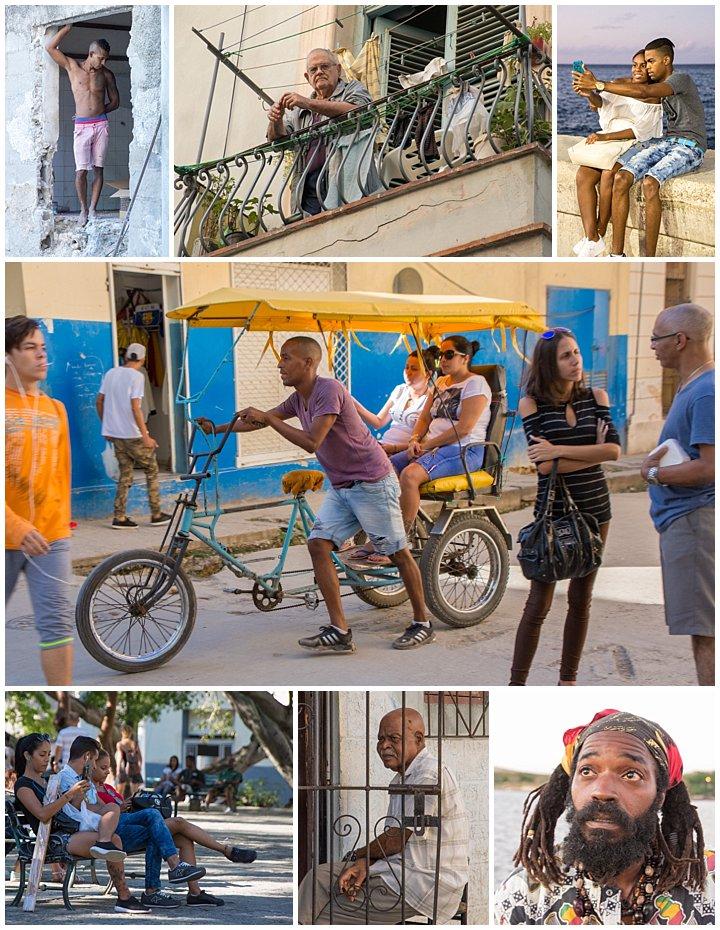 Havana, Cuba - people