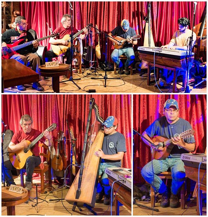 Mindo, Ecuador - music