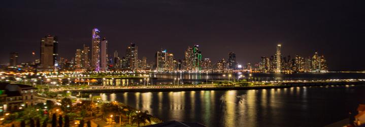 Panama City - Panama city skyline