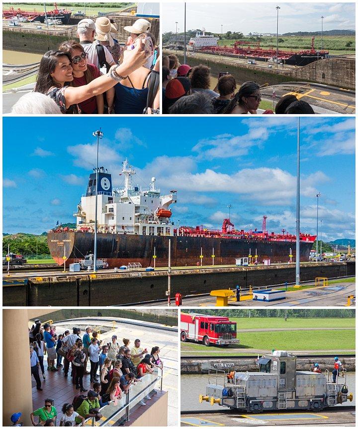 Panama City - Panama Canal