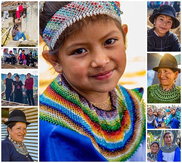 Saraguro, Ecuador Celebration - celebration people