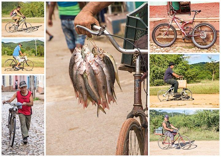 Trinidad, Cuba - bicycles