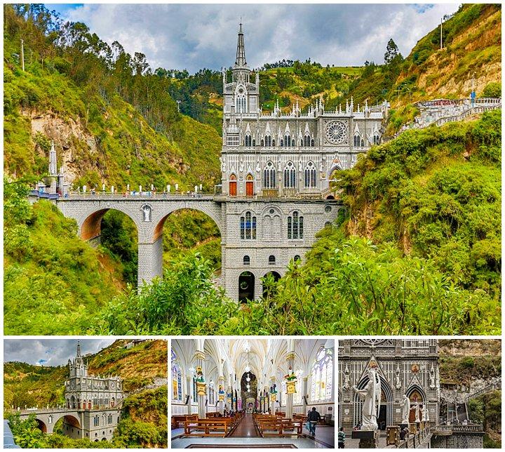 Tulcan, Ecuador - Sanctuary Church