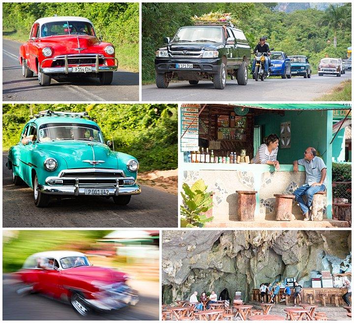 Vinales, Cuba - cars