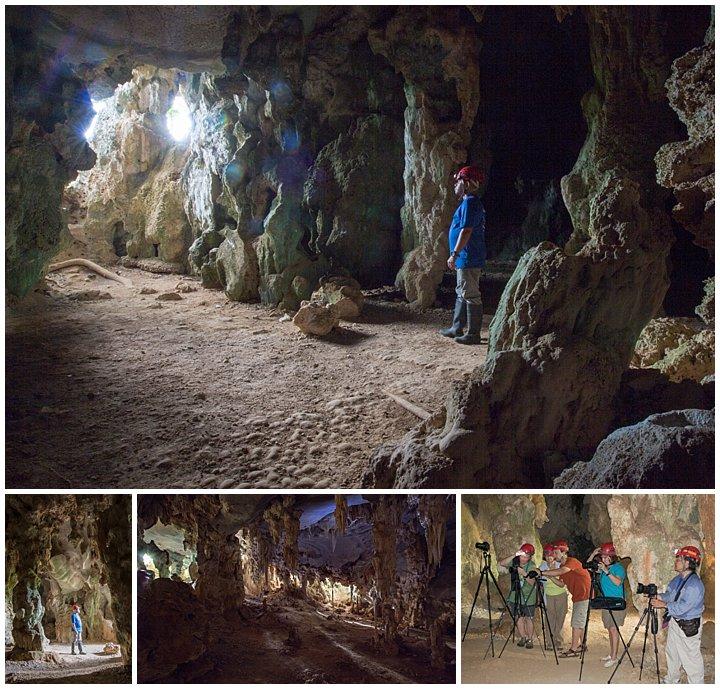 Vinales, Cuba - cave