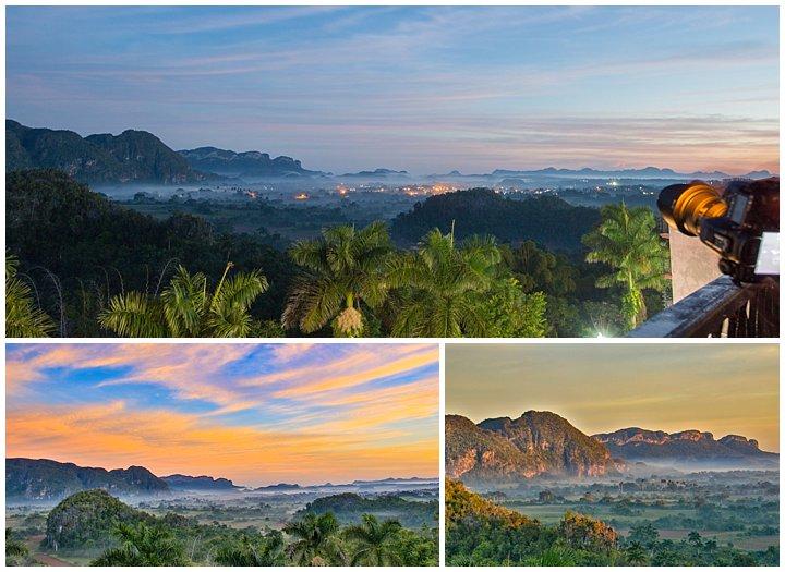 Vinales, Cuba - sunset