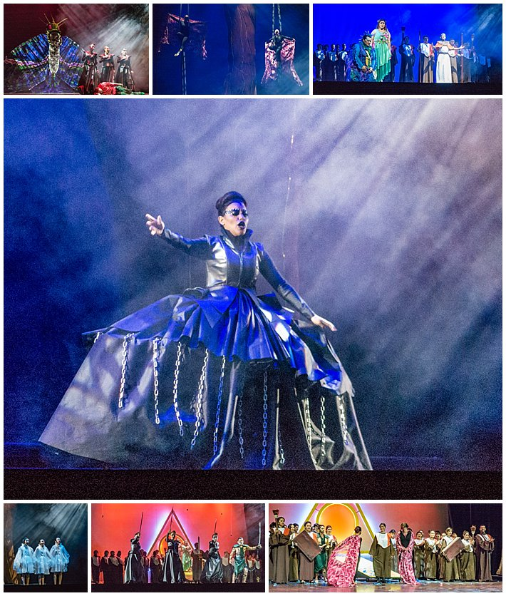 magic flute opera 1-stage