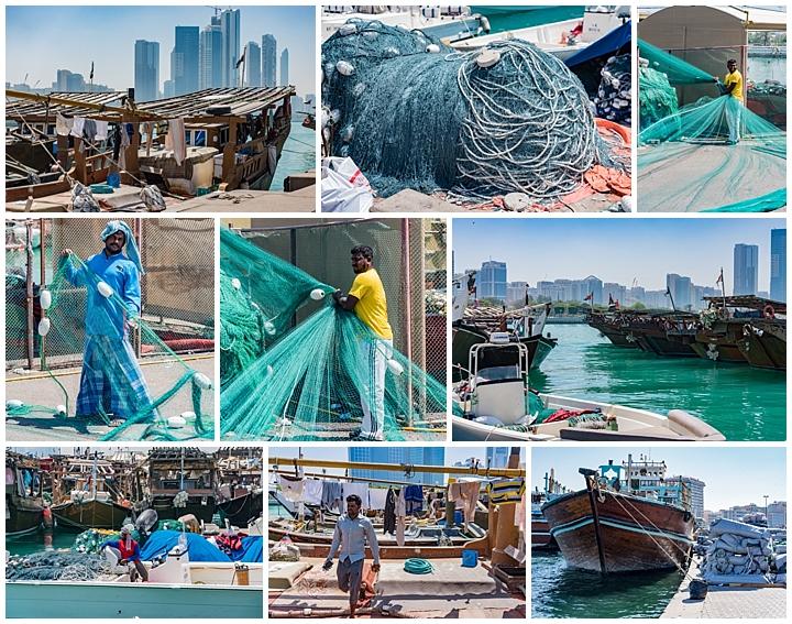 Abu Dhabi, UAE - fishing