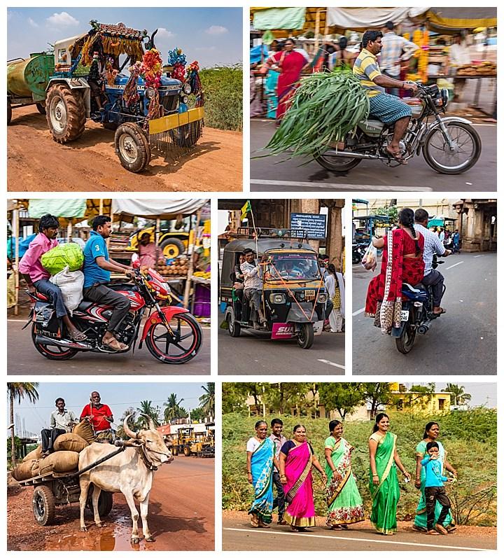 Badami, India - transportation