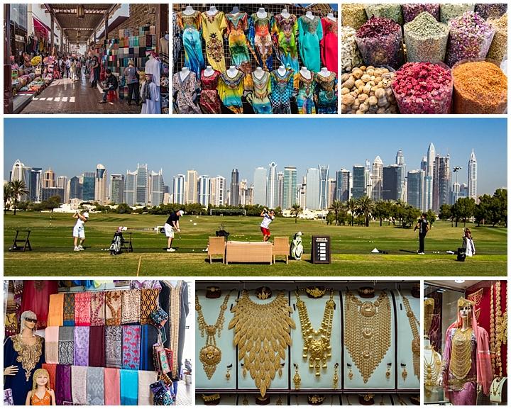 Dubai, UAE - shopping