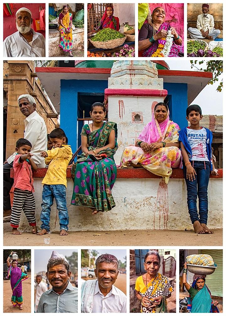Hubli, India - people