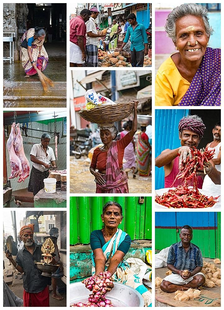 Madurai, India - waking up