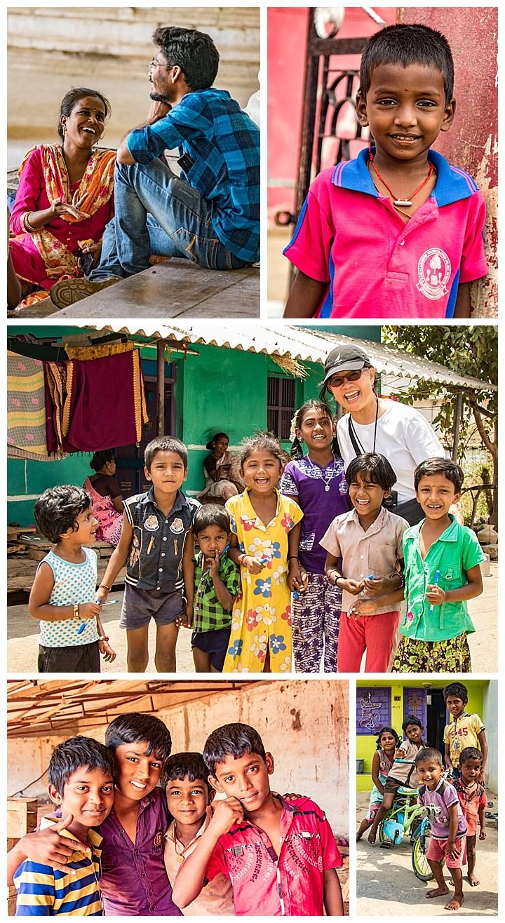 Madurai, India - kids