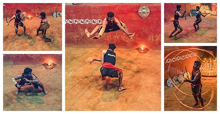 Munnar, India - martial arts
