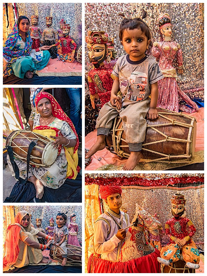 Kapuleti, India - puppet2